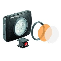 manfrotto LUMI LEDライト 220 lux PLAY MLUMIEPL-BK