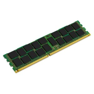 Kingston 8GB 1333MHz DDR3 ECC Reg CL9 DIMM DR x4 w/TS 1.35V Low Voltage KVR1333D3LD4R9S/8G