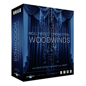EastWest Quantum Leap Hollywood Woodwinds Diamond Edition Mac オーケストラ木管楽器コレクション Mac版 【国内正規品】