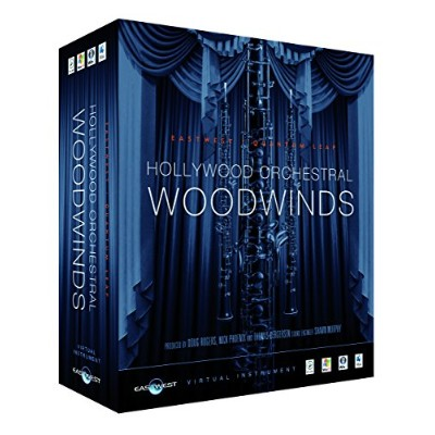 EastWest Quantum Leap Hollywood Woodwinds Diamond Edition Win オーケストラ木管楽器コレクション Win版 【国内正規品】