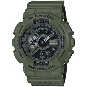 [カシオ]CASIO 腕時計 G-SHOCK Punching Pattern Series GA-110LP-3AJF メンズ