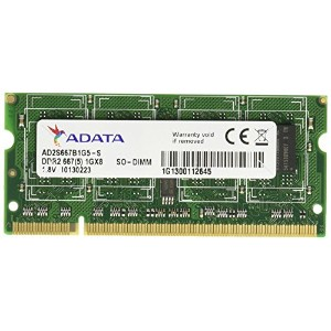 ADATA Technology DDR2 SO-DIMM (667)1G