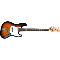 Fender フェンダー エレキベース Standard Jazz Bass, Rosewood Fingerboard - Brown Sunburst