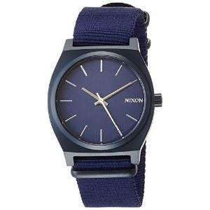[ニクソン]NIXON TIME TELLER: ALL BLUE NA0452490-00  【正規輸入品】