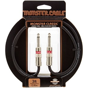 Monster Cable CLAS-S-3 Classic Series スピーカーケーブル/ プラグ S-S /ケーブル長:約90cm