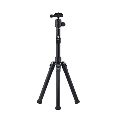 MeFOTO 三脚 MF05 BackPacker Air Travel Tripod ブラック BPAIRBLK