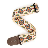 Planet Waves by D'Addario プラネットウェーブス ギターストラップ Broadway Collection Latin Line Art Woven Guitar Strap...