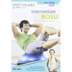 Stott Pilates: Intermediate Bosu - Pilates for [DVD] [Import]