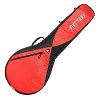 RITTER リッター バンジョー用ケース Black/Racing Red RGP5-BJ   BRR
