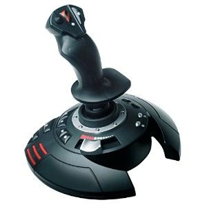 Thrustmaster  T Flight Stick X for PC/PS3  【日本正規代理店保証品】 2960694
