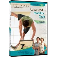 Stott Pilates: Advanced Stability Chair 2nd Editio [DVD] [Import]