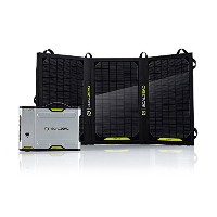 Goal Zero Sherpa 100 V2 Solar AC Kit 高出力ポータブルソーラーキット (Nomad20/S100V2/AC セット) 正規代理店アスク扱い  BT114 42014