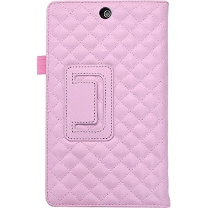 PLATA Xperia Z3 Tablet Compact SGP612JP / SGP611JP タブレットケース カバー キルティング コンパクト 【 ピンク pink 】 TC-SNZ3C...