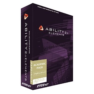ABILITY 2.0 Elements アカデミック