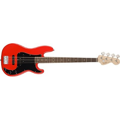 Squier エレキベース AFFINITY SERIES PRECISION BASS RACE RED