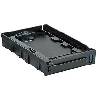 """SilverStone SST-MS06 Includes 3.5"""" front drive bay with hot-swap slot"""