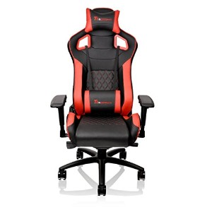 Thermaltake Tt eSPORTS GT Fit Gaming chair -Black&Red- ゲーミングチェア FT0002 GC-GTF-BRMFDL-01