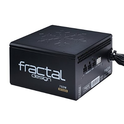 Fractal Design Integra M 750W PC電源ユニット PS464 FD-PSU-IN3B-750W
