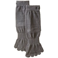 ToeSox Sport Perfdry Ultralite Weight Crew Grey Small Grey S(22.5cm~24.5cm)