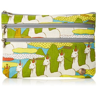 spia 3ファスナーポーチ 3-Zip Pouch MARCH FSP-0213MH [正規代理店品]