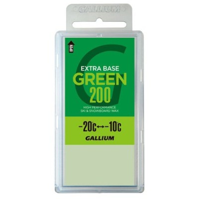 ガリウム(GALLIUM) EXTRA BASE GREEN 200(200g) SW2077 SW2077 200g