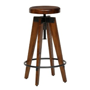 journal standard Furniture CHINON HIGH STOOL WOOD