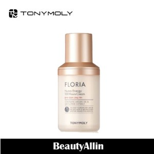 トニーモリー - Tonymoly - [ ★ NEW ★ ] Floria Nutra-Energy 100 Hours Cream 50ml