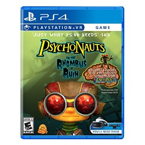 Psychonauts in the Rhombus of Ruin: VR (輸入版:北米) - PS4