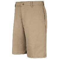 RED KAP レッドキャップ PC26KH COTTON CASUAL PLAIN FRONT SHORT PANTS -KHAKI-