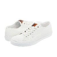 CONVERSE JACK PURCELL LEATHERPATCH コンバース ジャックパーセル レザーパッチ WHITE