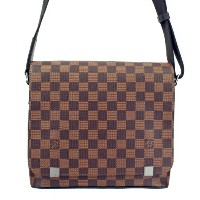 LOUIS VUITTON ルイヴィトン バッグ メンズ N41031 ダミエ ディストリクトPM NM