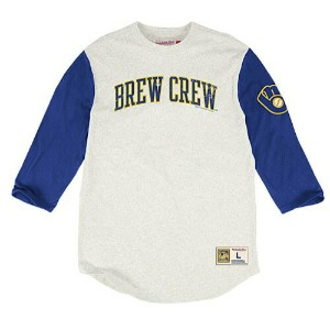 mitchell & ness mlb extra out 3 4 sleeve スリーブ top メンズ メンズファッション トップス tシャツ カットソー