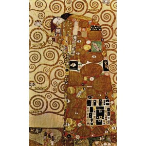 Cross Stitch Collectibles - Klimt(クリムト) - 抱擁 Fulfillment 14ct クロスステッチキット