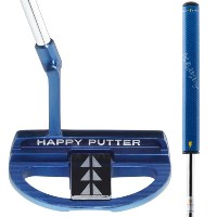 Happy Putter Eye Align Series Mallet Putter【ゴルフ ゴルフクラブ>パター】