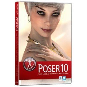 Poser 10 Smith Micro Software Inc.社【並行輸入】