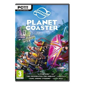 Planet Coaster (PC DVD) (輸入版)