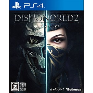 Dishonored 2 【CEROレーティング「Z」】 - PS4