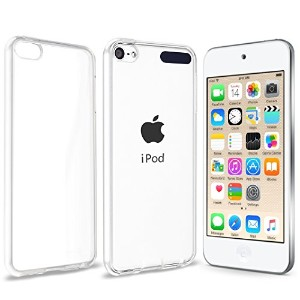 EANE DIRECT iPod Touch 6/iPod Touch 5 ケース アイポッドタッチ6 アイポッドタッチ5 第6世代/第5世代 TPU 衝撃吸収 クリア 4インチ対応 180日保証 ...