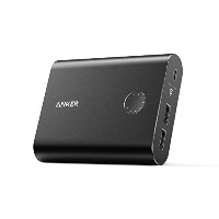 Anker PowerCore+ 13400 QC3.0 (Quick Charge 3.0 & PowerIQ対応 13400mAh プレミアムモバイルバッテリー) iPhone / iPad /...
