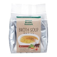 Natural Healthy Standard ブロススープ ボーン 6食入り 43g