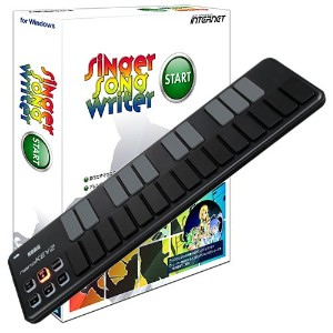 Singer Song Writer Start nanoKEY2セット