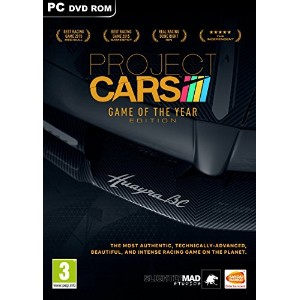 Project CARS - Game of the Year Edition (PC DVD) (輸入版)