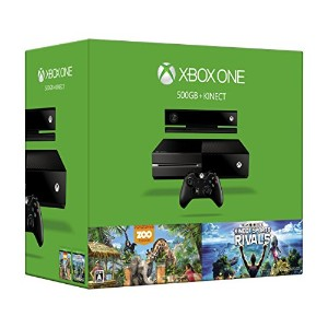 Xbox One 500GB + Kinect (7UV-00262)
