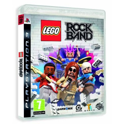 Lego Rock Band - Game Only (PS3)