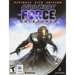 Star Wars The Force Unleashed: Ultimate Sith Edition (Mac) (輸入版)