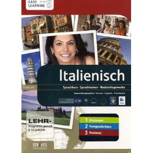 Strokes Italienisch 1+2+Business Komplettpaket Version 5.0