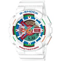 [カシオ]CASIO 腕時計 G-SHOCK Crazy Colors GA-110MC-7AJF メンズ