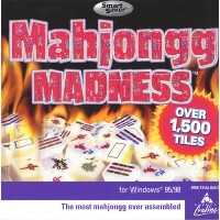 Mahjongg Madness (Jewel Case) (輸入版)