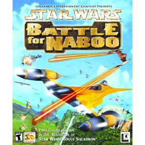 Star Wars: Battle for Naboo (輸入版)