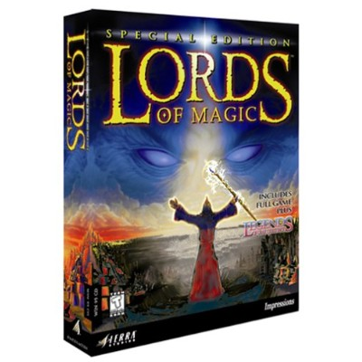 Lords of Magic: Special Edition (Jewel Case) (輸入版)